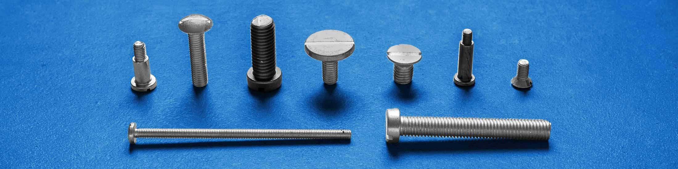 Schlitzschrauben DIN • Frey Schrauben GmbH
