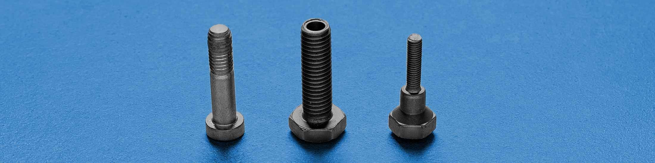 Schrauben mit Kopflochbohrung • Frey Schrauben GmbH
