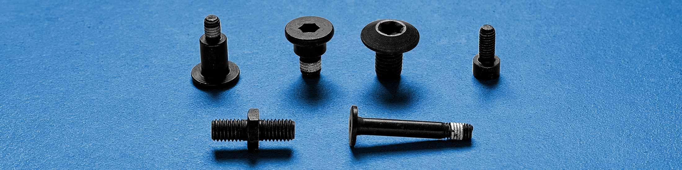 Schrauben schwarz beschichtet • Frey Schrauben GmbH