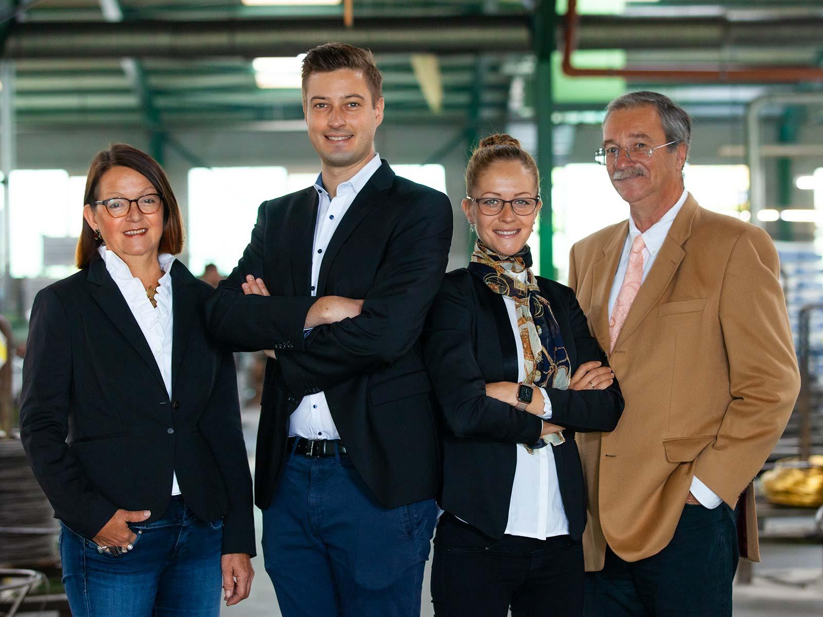 Geschäftsführung der Frey Schrauben GmbH